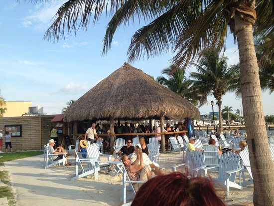 TT's Tiki Bar: When we first got there with optimism in our hearts
