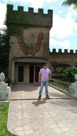Joao Capao Castle