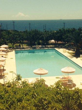 Irinna Hotel: Pool