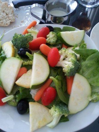 Alsatian Restaurant: House Salad