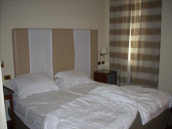 Grand Hotel Piazza Borsa : Chambre 123