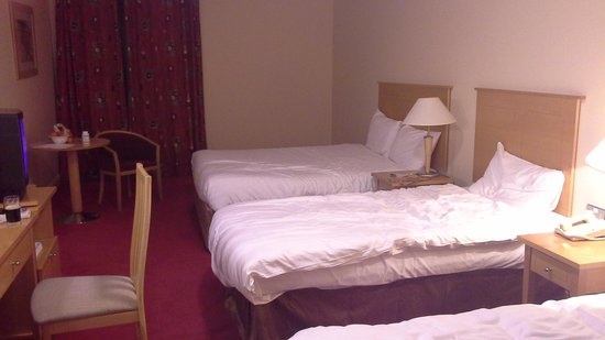 Great National South Court Hotel: room