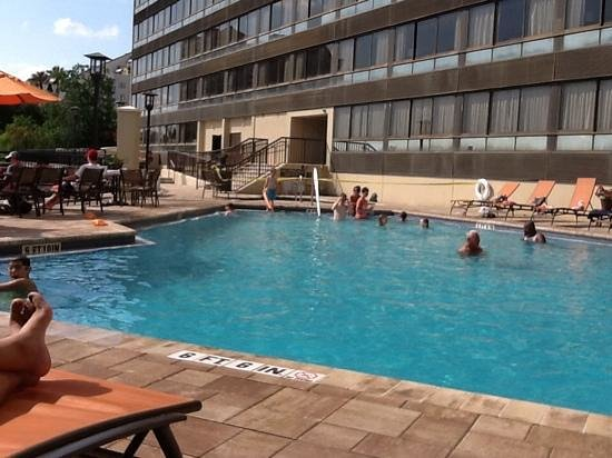 Ramada Plaza Resort and Suites Orlando International Drive : Ramada pool