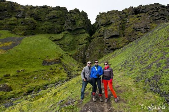 Islandsmyndir Day Tours: Journey to the Center of Snaefelljokull.