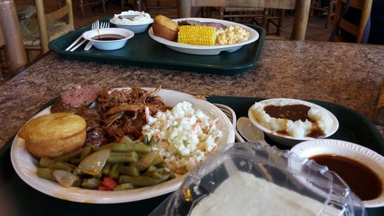 Silverado SmokeHouse: Wonderful Brisket