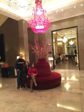Savoy Hotel: Lobby del hotel