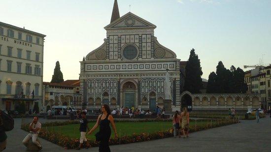 Rosso 23 : Santa Maria Novella