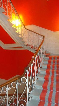 Rosso 23 : La escalera