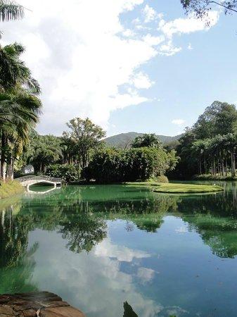 Brumadinho, MG: Lake.