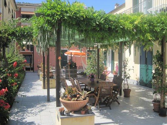 A Durmi Courtyard