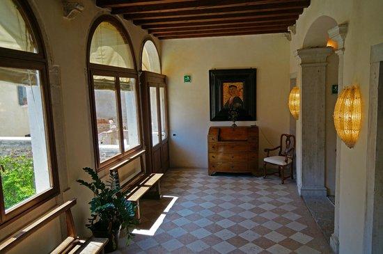 Palazzo Contarini della Porta di Ferro: Spacious