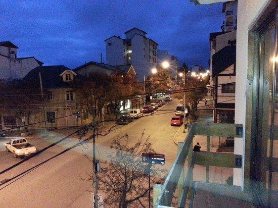 Soft Bariloche Hotel: Vista da varanda