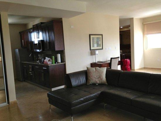 Ciqala Luxury Suites: 2 bedroom suite
