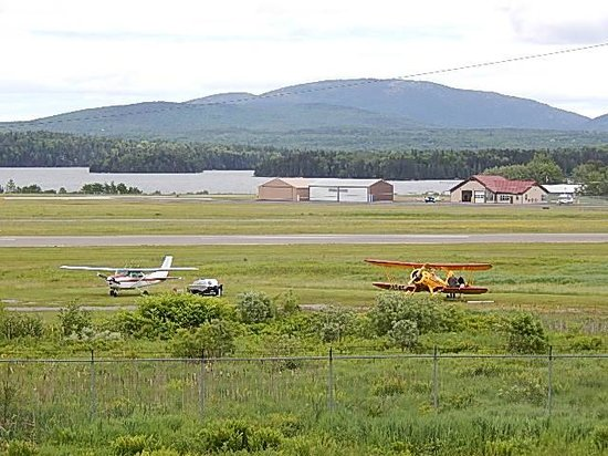 Acadia Sunrise Motel: View of the Planes and Mountains