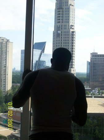 InterContinental Buckhead Atlanta: Room View