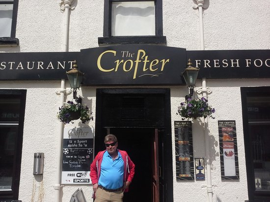 The Crofter: Crummies in Your Tummy at Crofters