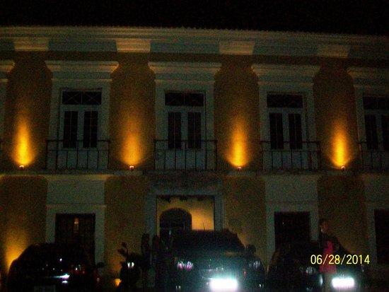 Espaco Cultural Casa das Onze Janelas : C.Onze Janelas, à noite