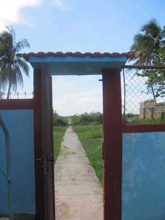 Berta & Alfredo : Porta de acesso