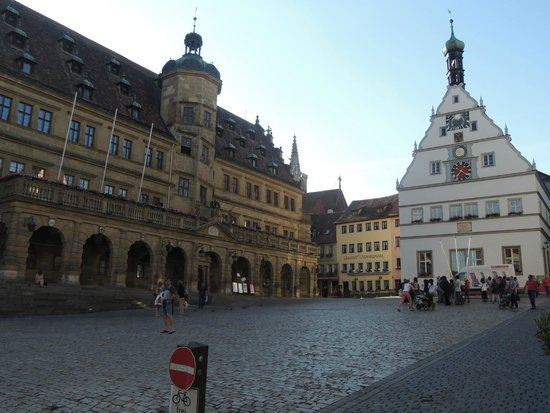 Rothenburg Town Hall (Rathaus): Rothenburg Tax House