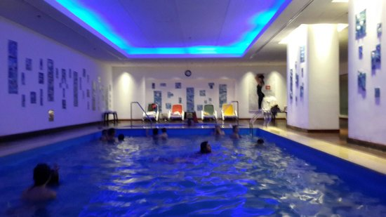 Alejandro 1 Hotel Internacional Salta: Pileta