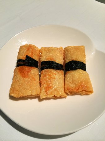 Shang Palace : Deep Fried Shrimps in Bean Curd Skins