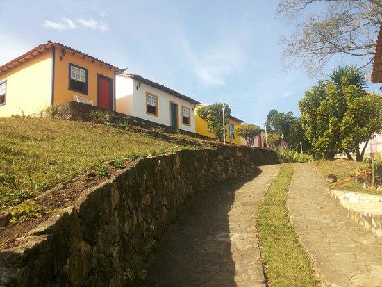 Pousada Villa Bizuca: The cottages
