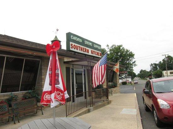 Southern Kitchen, on Route 11, New Market VA.