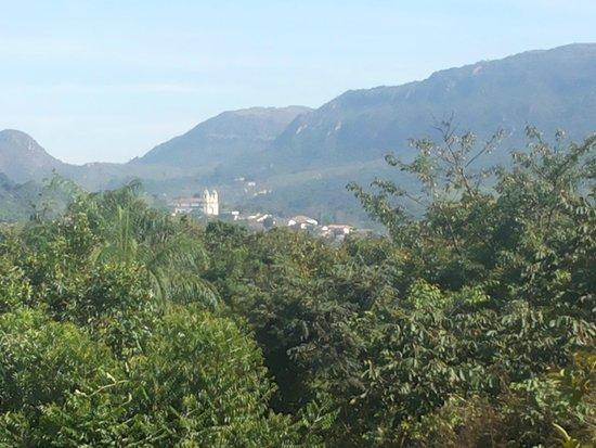 Pousada Villa Bizuca: View from upper rooms