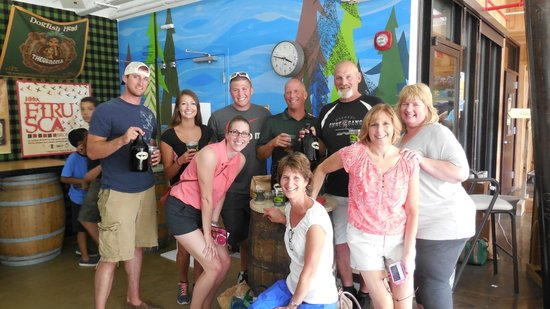 Dogfish Head Craft Brewery: Fun Times at Dogfish Head Brewery