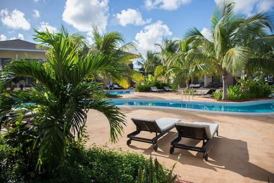 Melia Buenavista : Quiet pool right in front of your room