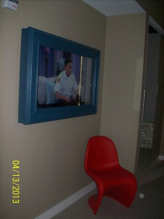 Hotel Ignacio: tv