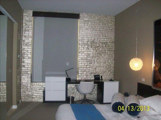 Hotel Ignacio: desk