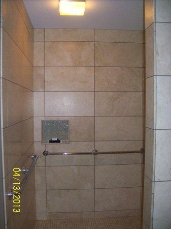Hotel Ignacio: bathroom