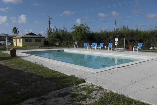 Riding Rock Inn Resort and Marina : Pool