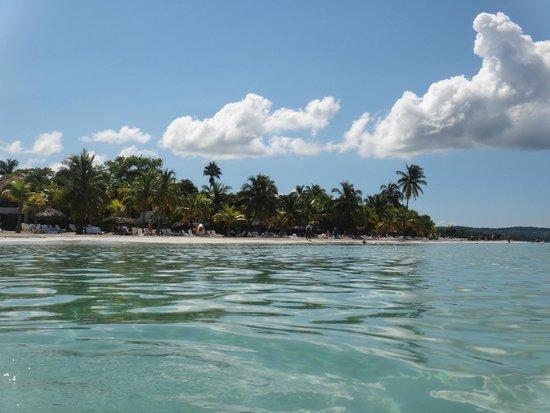 Couples Swept Away : beach