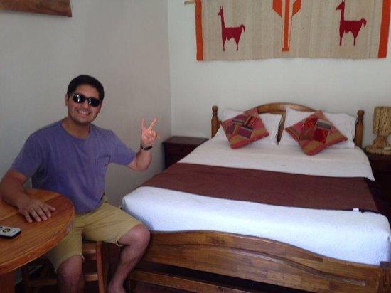 Don Raul Hotel: Habitación