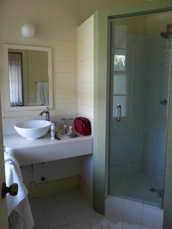 Canopy Bed and Breakfast: Salle de bain - Room #3