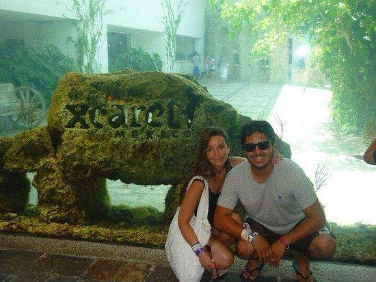 Xcaret Eco Theme Park : xcaret!!!