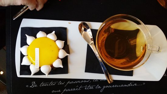 Salon de Gourmandises Intuitions By J.: tarte au citron