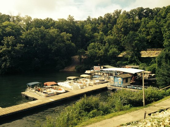 Inn At Grand Glaize: Dock