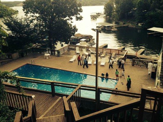Inn At Grand Glaize: Swimming Pool