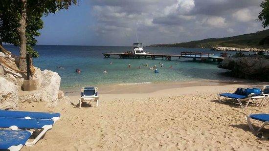 Hilton Curacao: Praia do hotel