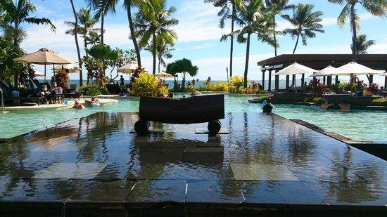Sheraton Fiji Resort: Main pool