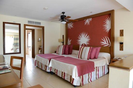 Melia Buenavista : Modern, spacious rooms