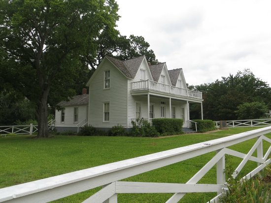Eisenhower Birthplace State Historical Park: The house where Ike was born