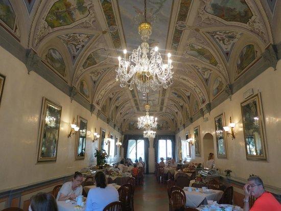 Hotel Degli Orafi : breakfast room