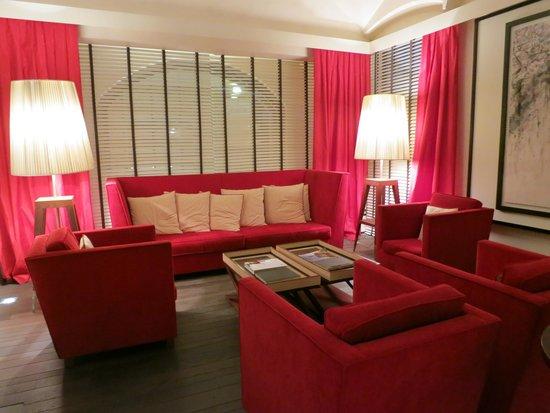 Hotel Degli Orafi : Hotel lobby