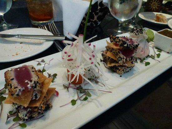 Desert Bistro: Tuna