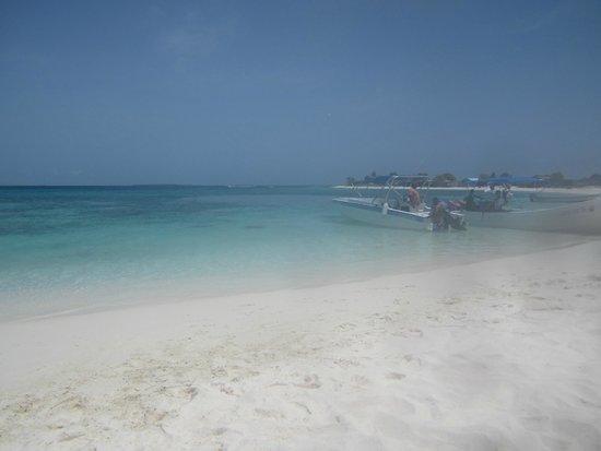 Cayo Crasqui - Los Roques: Linda isla