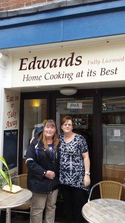 Edwards: Sue and Karen